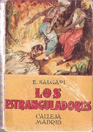 Los estranguladores: Salgari, Emilio