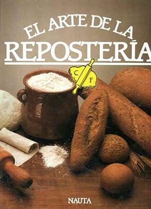 El Arte de la Repostería volumen 2.: Camps Cardona, María
