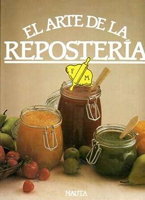 El Arte de la Repostería volumen 3.: Camps Cardona, María
