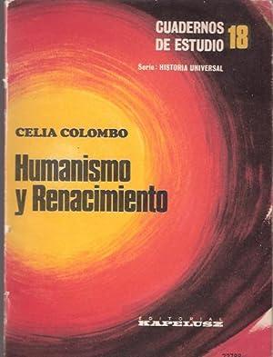 Humanismo y Renacimiento: Colombo, Celia