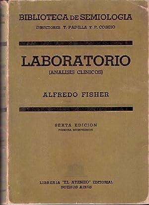 Laboratorio (Análisis Clínicos): Fischer, Alfredo