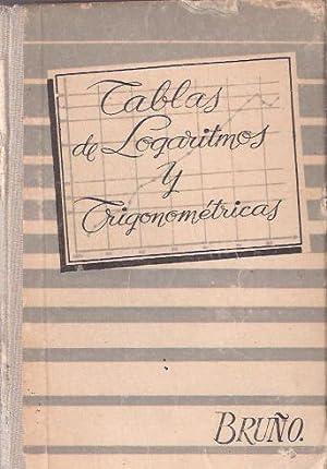 Tablas de logaritmos: VV. AA.