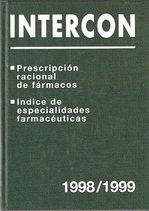 Intercon. Prescripción racional de fármacos. Índice de: VV. AA.