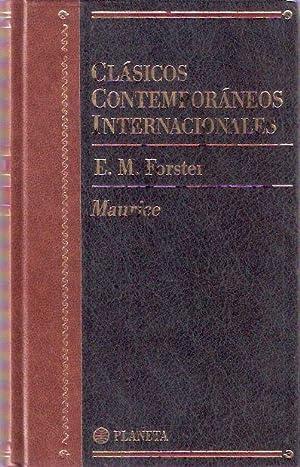 Maurice: Forster, E. M.