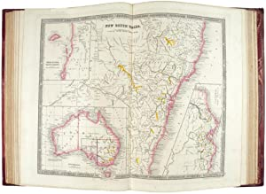 Teesdale and Co's General Atlas of the: TEESDALE, Henry and