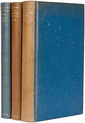 Memoirs of a Fox-Hunting Man [with] Memoirs: SASSOON, Siegfried.