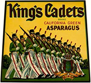 King's Cadets: Anon