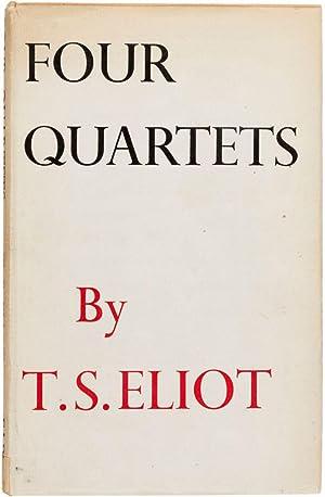Four Quartets.: ELIOT, T.S.