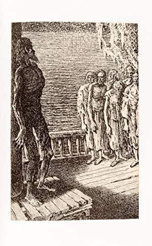 The Rime of the Ancient Mariner. With: COLERIDGE, Samuel Taylor.