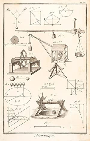 Sciences, Mathà matiques (Mathematics): DIDEROT, Denis.