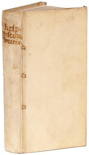 Russia seu Moscovia itemque Tartaria. Commentario topographico: ELZEVIER.