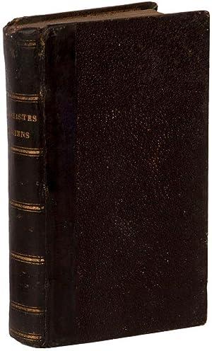 Collection des moralistes anciens, dà dià s: LEVESQUE, Pierre Charles,