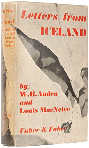 Letters from Iceland.: AUDEN, W.H., and
