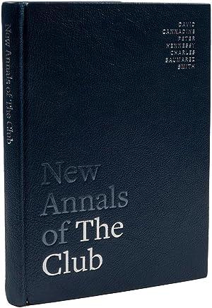 New Annals of The Club. A history: REYNOLDS, Sir Joshua,