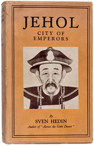 Jehol City of Emperors . Translated from: HEDIN, Sven.