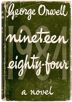 Nineteen Eighty-Four.: ORWELL, George.
