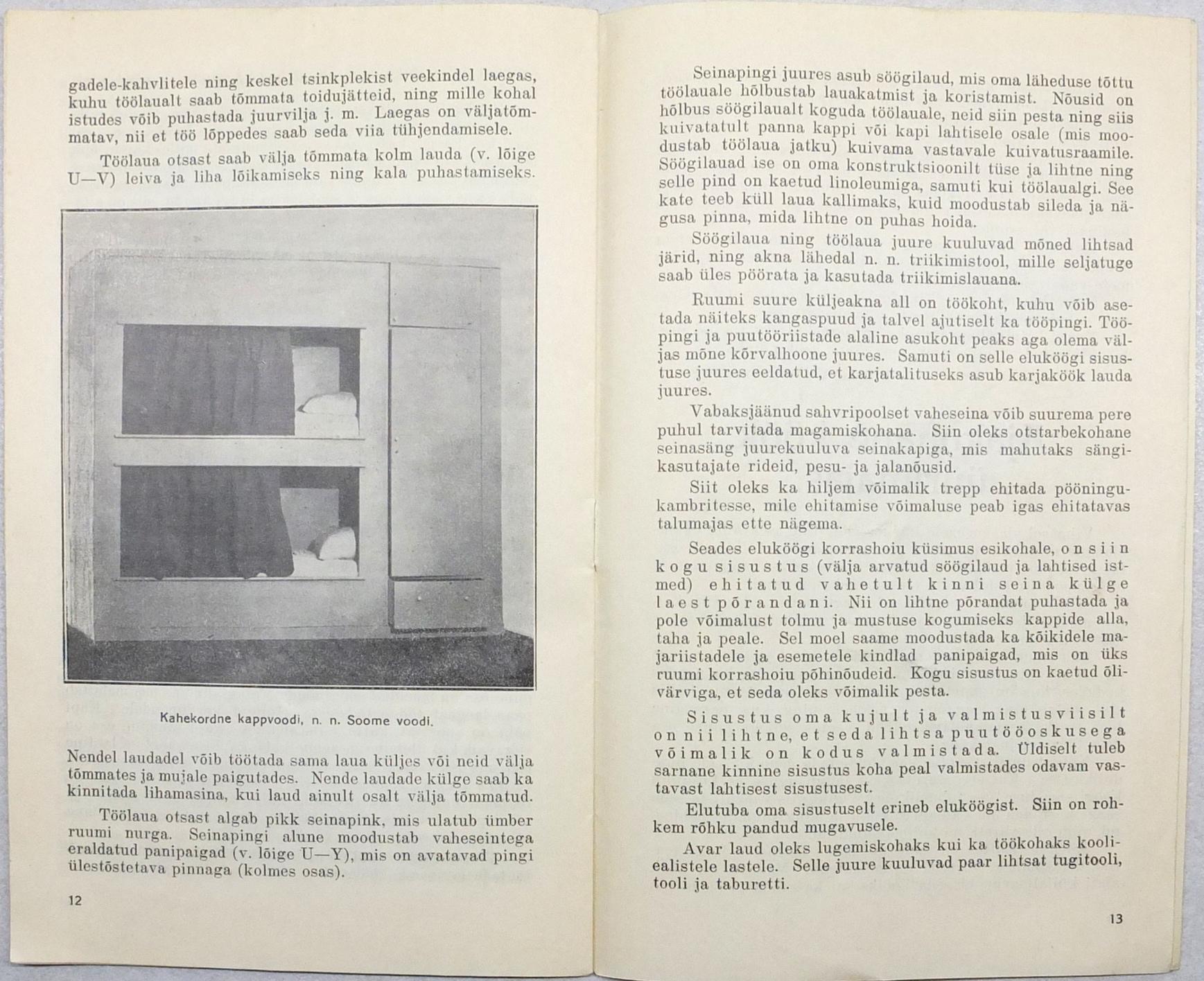 0e121273870 Eeskujulik kodu : Näitus Börsisaalis 14. - 23. dets. (Exemplary home :  Exhibition at Tallinn's Trading Floor in Dec. 14 - 23, 1935) [Exhibition  guide] de ...