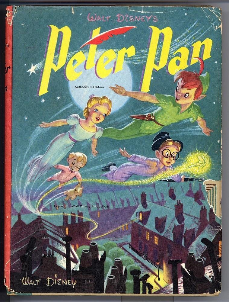 Walt Disney's Peter Pan: Barrie, James M., Original Author