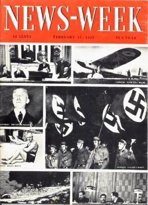 News-Week Magazine, Vol. 1 #1: Williamson, Samuel, Editor