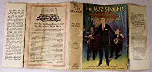 The Jazz Singer; a Story of Pathos and Laughter: De Hass, Arline