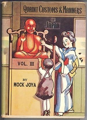 Quaint Customs & Manners of Japan; Vol.: Joya, Mock