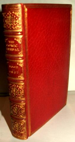 THE COMIC ANNUAL (In Signed Riviere binding): Hood, Thomas