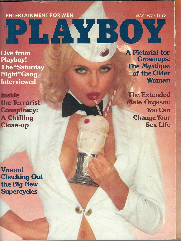 Playboy Magazine May, 1977. (Vol. 24, No. 5) by Hugh M