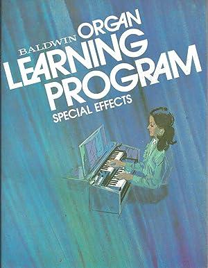 Baldwin Organ Learning Program Special Effects: Baldwin Piano &
