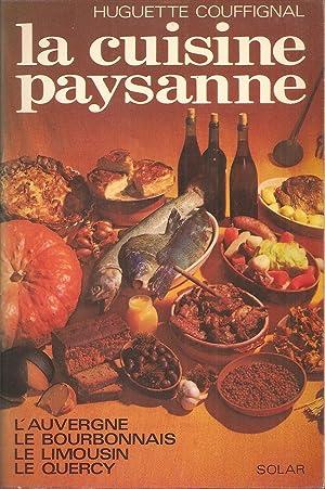La cuisine paysanne (French Edition): Couffignal, Huguette