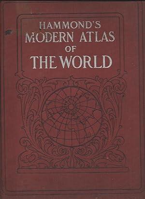 Hammond's Modern Atlas of The World: C. S. Hammond