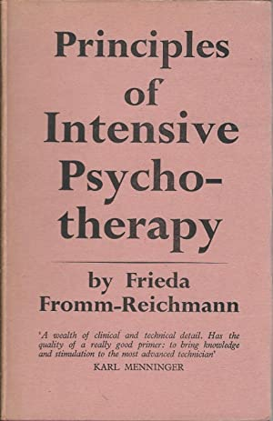 Principles of Intensive Psychotherapy.
