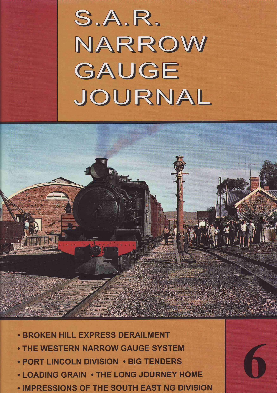 S A R  Narrow Gauge Journal No  6