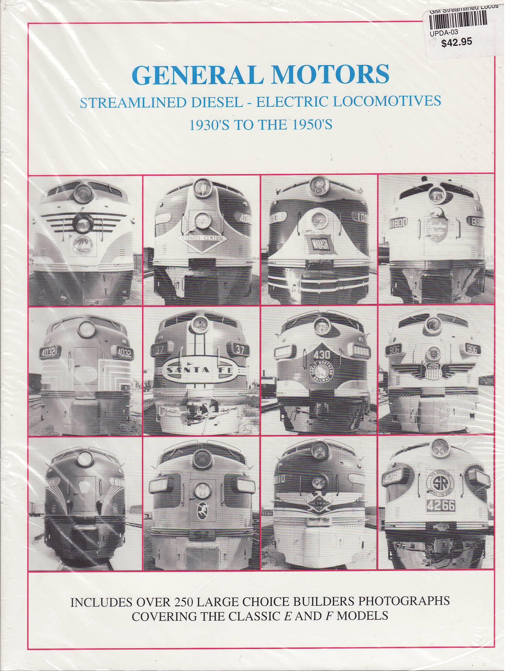 General Motors Streamlined Diesel - Electric