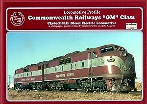 Commonwealth Railways GM Class Clyde EMD Diesel: Sargent, John &