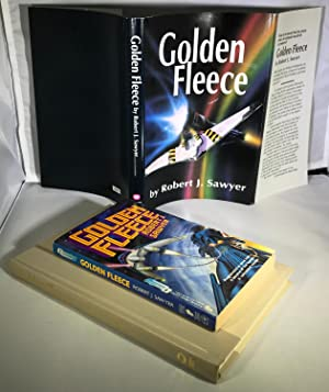 Golden Fleece [SIGNED 1st hardcover WITH a SIGNED 1st paperback]