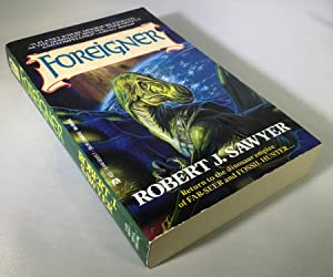 Foreigner [SIGNED 1st printing]