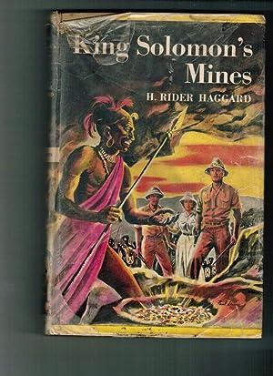 King Solomon's Mines: Haggard, H. Rider