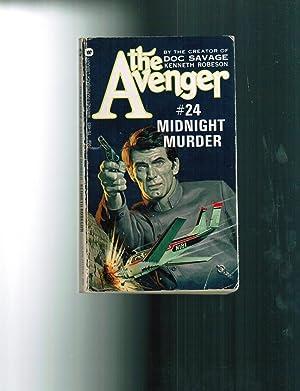 Midnight Murder (The Avenger #24): Kenneth Robeson