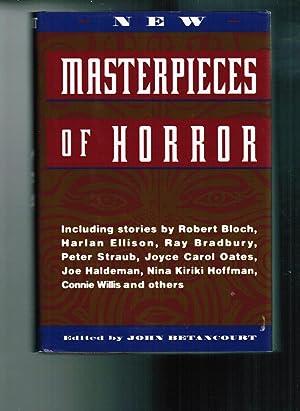 Masterpieces of Horror: Betancourt, John, ed.