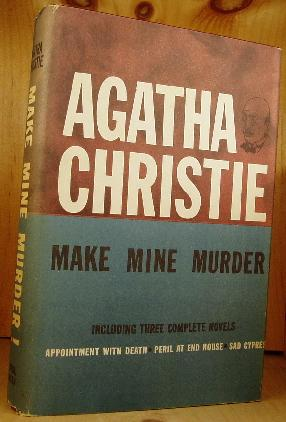 Make Mine Murder! (Appointment with Death, Peril: Christie, Agatha