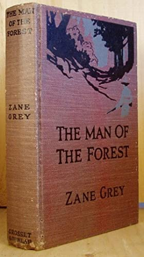 Man of the Forest: Grey, Zane