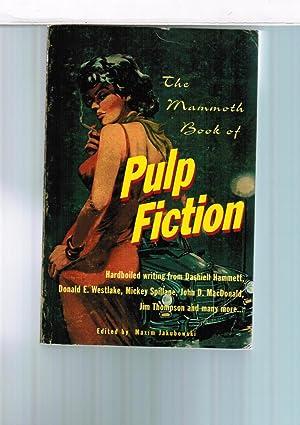 Mammoth Book of Pulp Fiction: Maxim Jakubowski; Dashiell