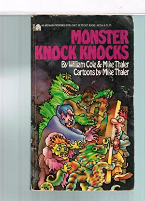 Monster Knock Knocks: William Cole; Mike