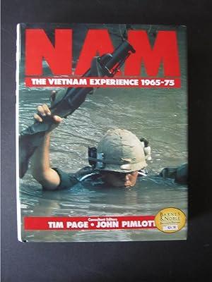 Nam the Vietnam Experience 1965 - 75: Page, Tim; Pimlott,