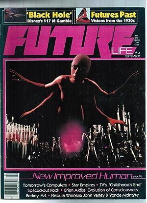 Future Life Magazine September 1979 #13: Ed Naha; Robin