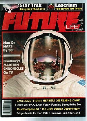 Future Life Magazine November 1979 #14: Ed Naha; Robin