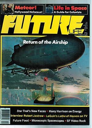 Future Life Magazine December 1979 #15: Ed Naha; Robin