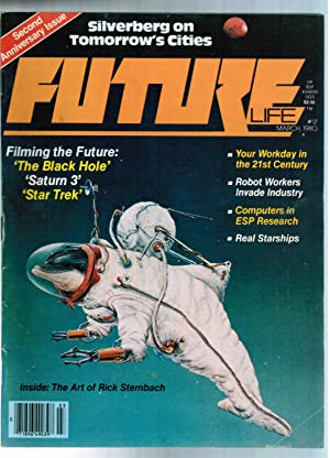 Future Life Magazine March 1980 #17: Ed Naha; Robin