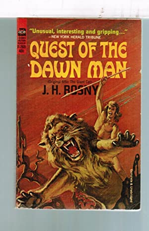 Quest of the Dawn Man (Original Title: J. H. Rosny
