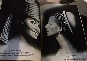 Chapeaux de Paris (Revue Actualite Couture, Numero Special 1966): Hats!